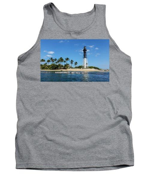 Hillsboro Inlet Lighthouse Tank Top