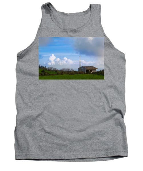 House At End Of The World Tank Top