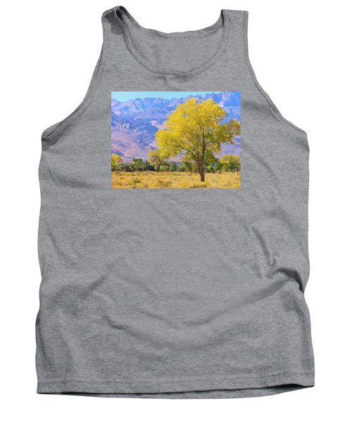 Tank Top featuring the photograph In All Its Glory by Marilyn Diaz