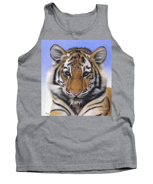 Little Big Cat Tank Top