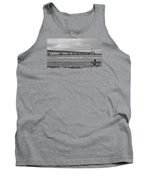 Looking North Tank Top by Daniel Thompson