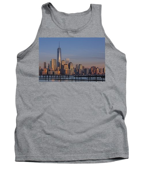 Lower Manhattan Skyline Tank Top