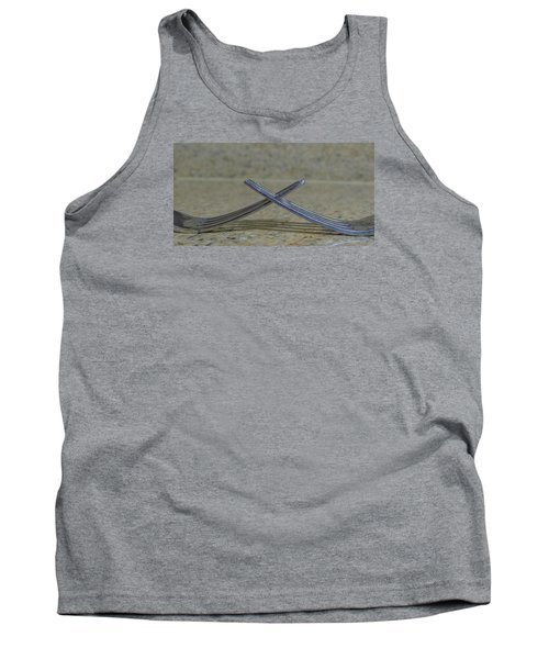 Lunch Tank Top