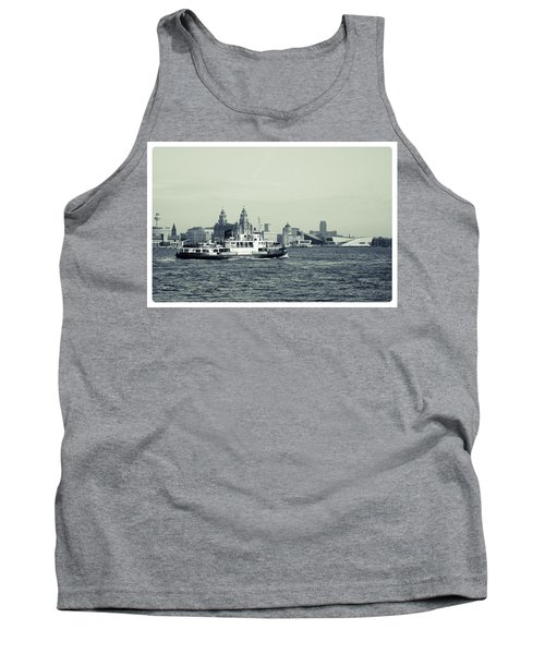 Mersey Ferry Tank Top