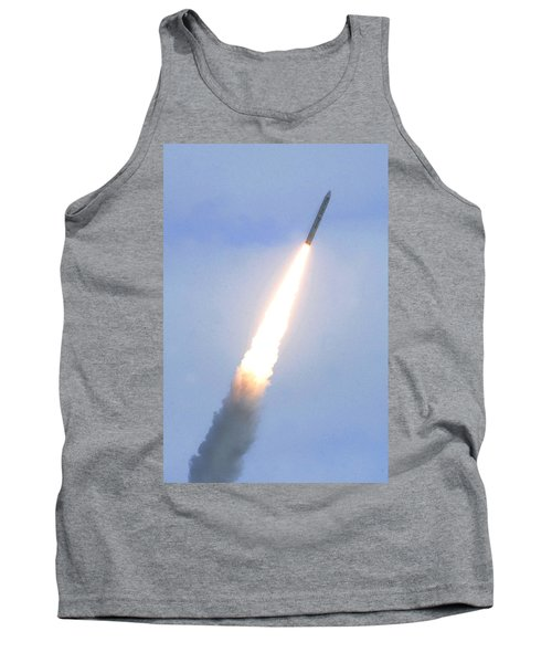 Minotaur Iv Lite Launch Tank Top by Science Source