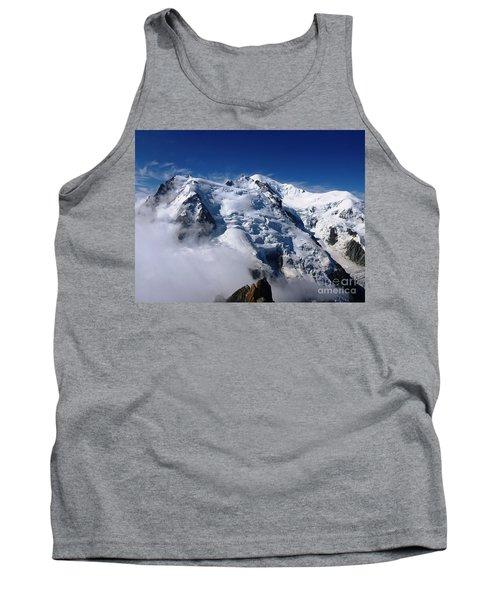 Mont Blanc - France Tank Top