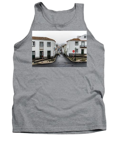 Municipality Of Ribeira Grande Tank Top