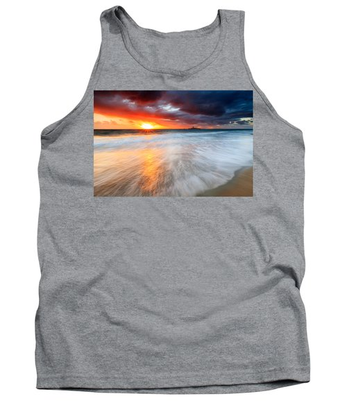 Old Lighthouse Tank Top