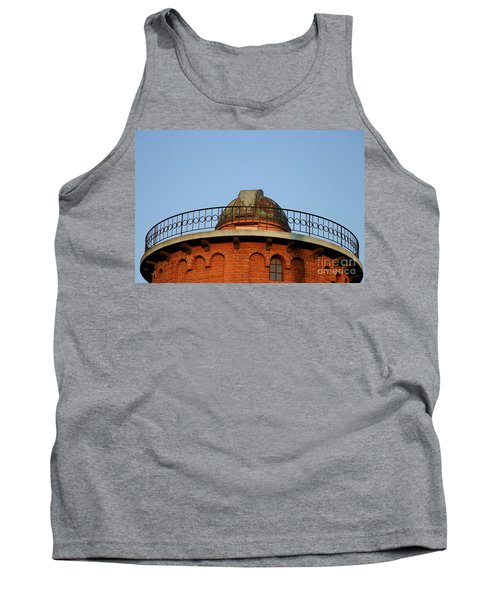 Tank Top featuring the photograph Old Observatory by Henrik Lehnerer