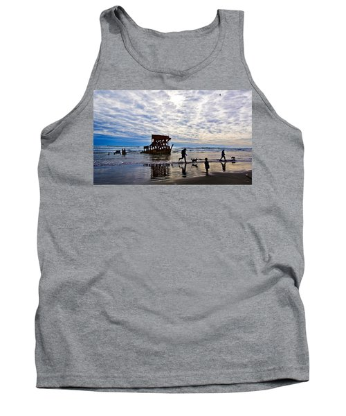Peter Iredale Shipwreck, Fort Stevens Tank Top