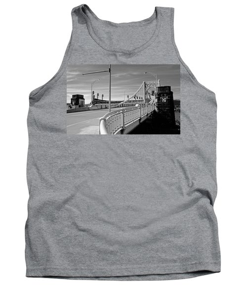 Pittsburgh - Roberto Clemente Bridge Tank Top