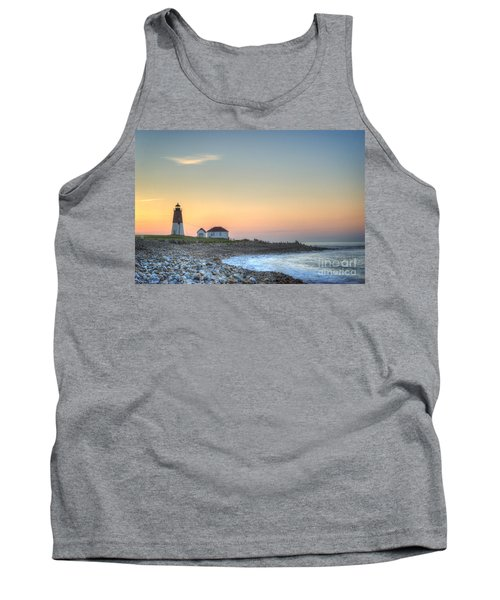 Point Judith Lighthouse Tank Top