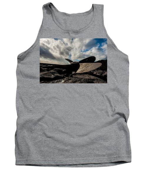 Propeller On The Beach Tank Top