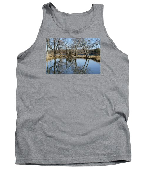Reflection Tank Top by Heidi Poulin