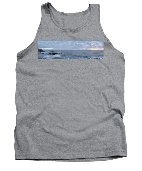 Seascape Tank Top by Hugh Smith