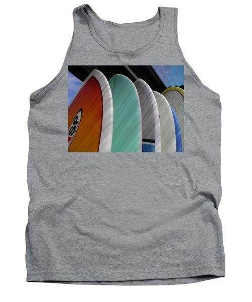 Surf Break Tank Top