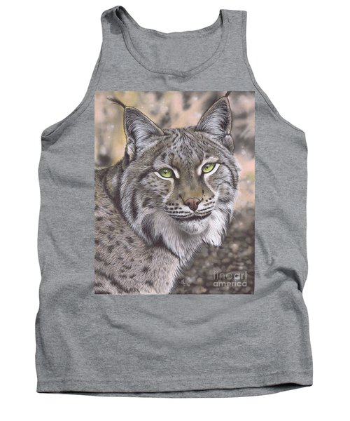 The Lynx Effect Tank Top