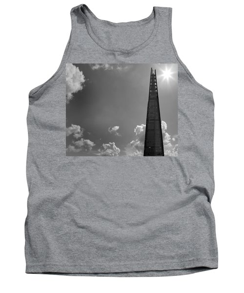 The Shard London Tank Top by Martin Newman