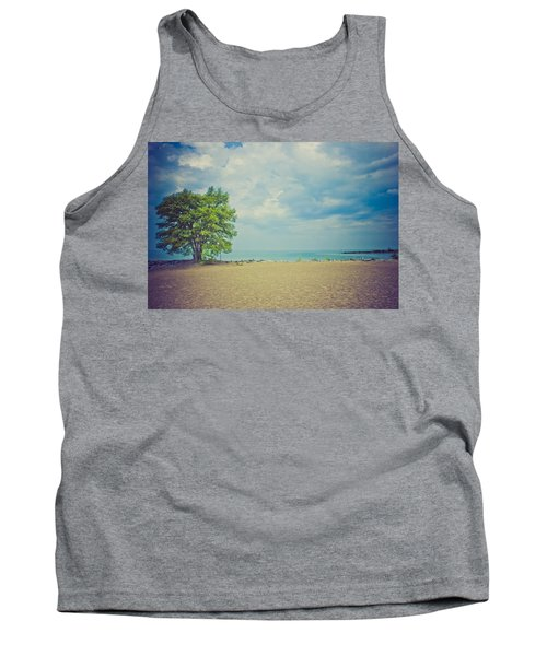 Tank Top featuring the photograph Tranquility by Sara Frank