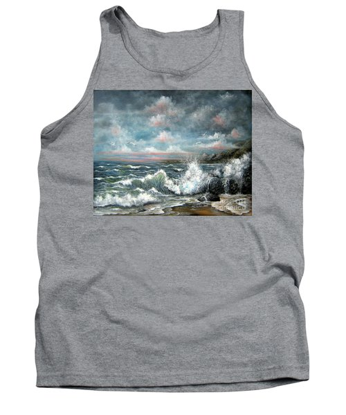 Turning Tide Tank Top