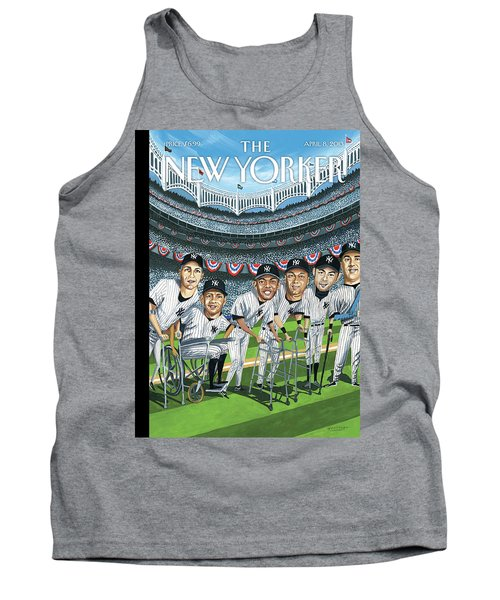 New Yorker April 8th, 2013 Tank Top
