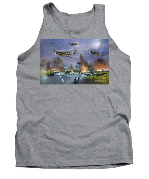 Up For The Chase Tank Top