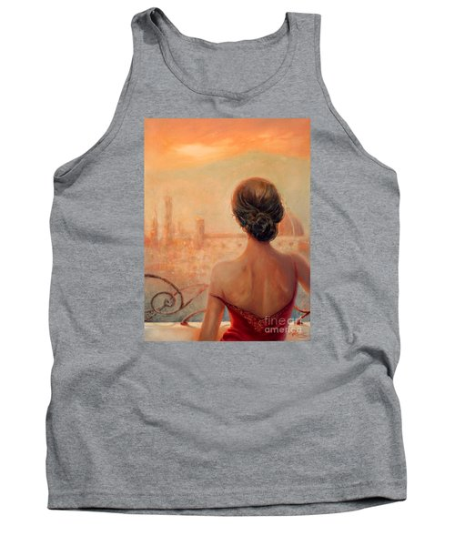 Visions Of Florence Tank Top