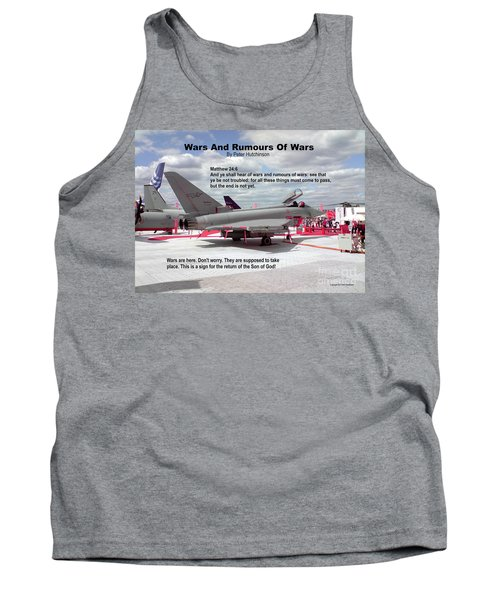 Wars And Rumours Of Wars Tank Top