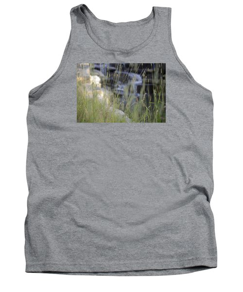 Water Is Life 2 Tank Top by Teo SITCHET-KANDA