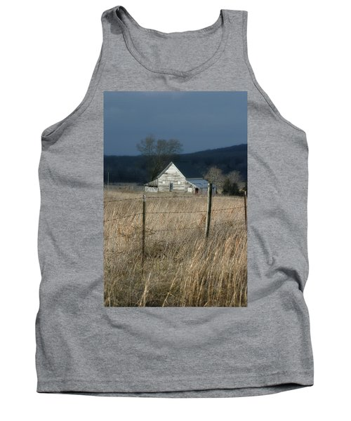 Winter Barn Tank Top