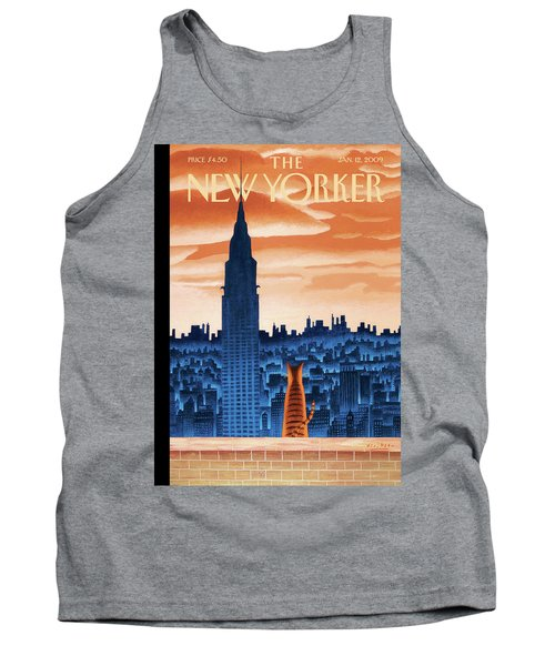 New Yorker January 12th, 2009 Tank Top
