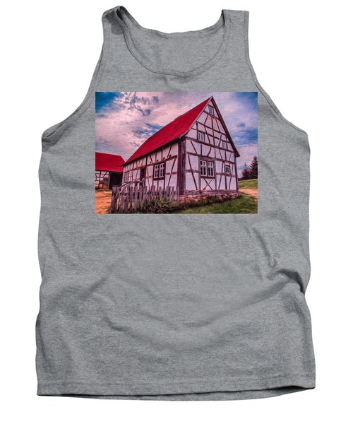 1700s German Farm Tank Top