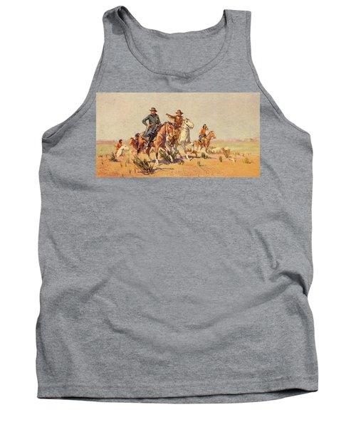 1800s 1840s 1860s John C Fremont Tank Top