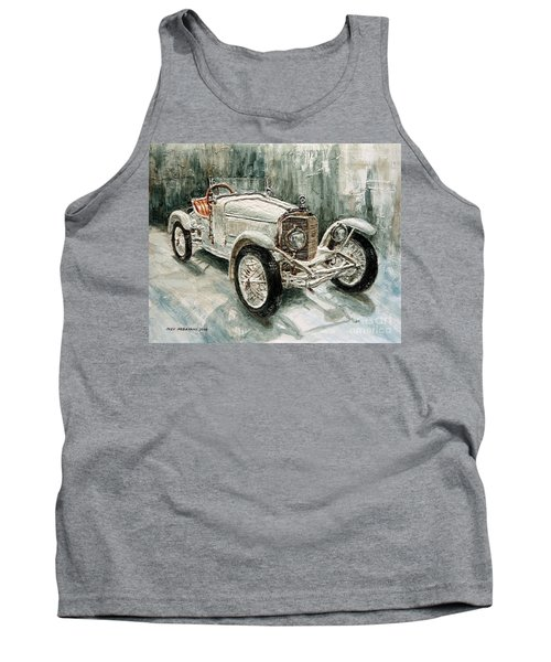 1923 Mercedes Ps Sport- Zweisitzer Tank Top by Joey Agbayani