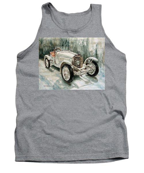 1923 Mercedes Ps Sport- Zweisitzer Tank Top