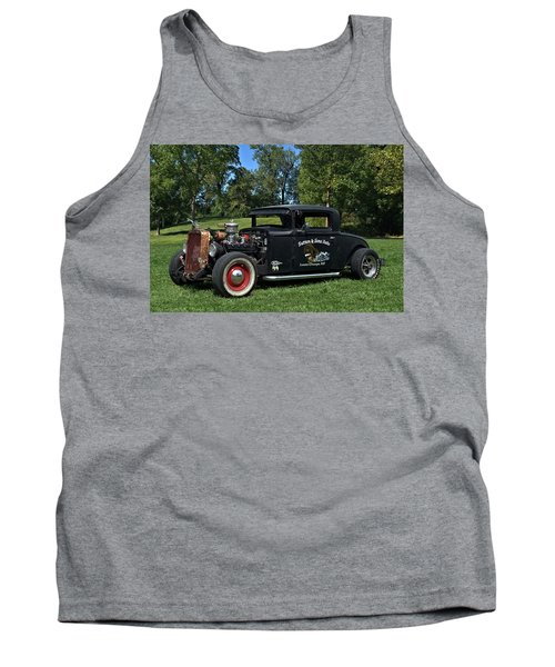 1931 Nash Coupe Hot Rod Tank Top