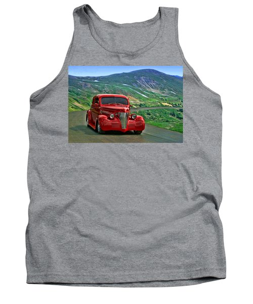 1939 Chevrolet Coupe Tank Top by Tim McCullough