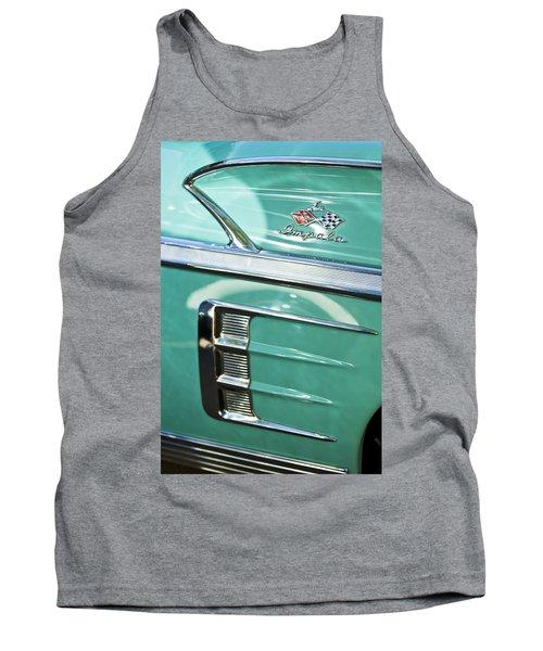 1958 Chevrolet Impala Emblem Tank Top