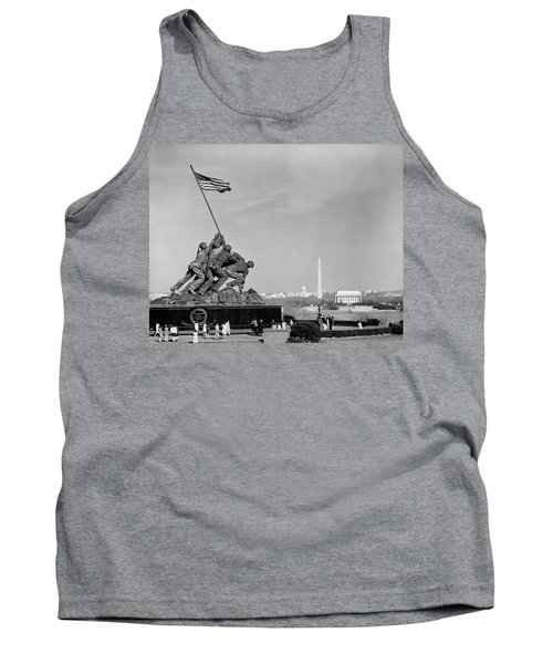 1960s Marine Corps Monument Tank Top