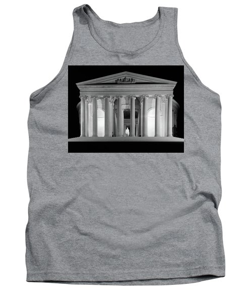 1960s Thomas Jefferson Memorial Lit Tank Top