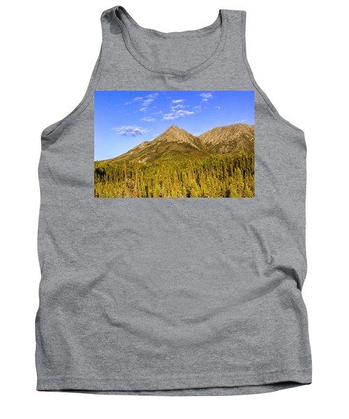 Alaska Mountains Tank Top