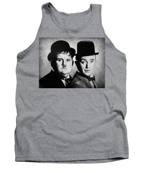 Another Fine Mess Tank Top