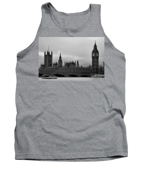 Big Ben Tank Top by Melissa Petrey