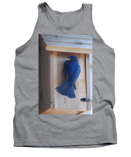 Bluebird Of Happiness Tank Top