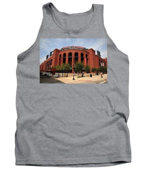 Busch Stadium - St. Louis Cardinals Tank Top