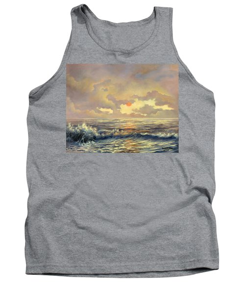 Cappuccino Bay Tank Top