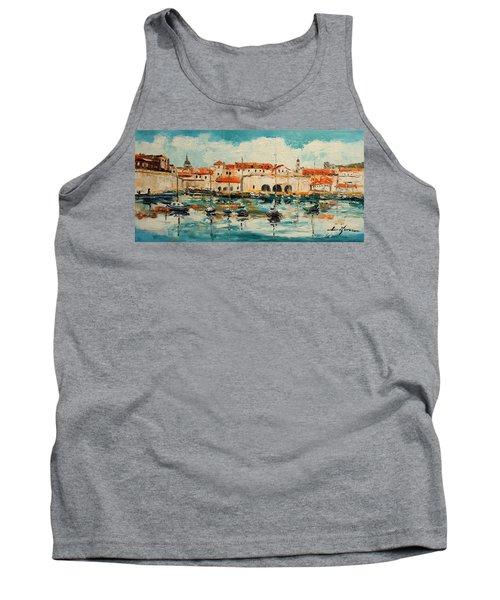 Dubrovnik - Croatia Tank Top