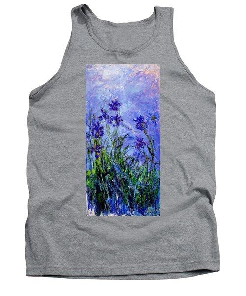 Irises Tank Top