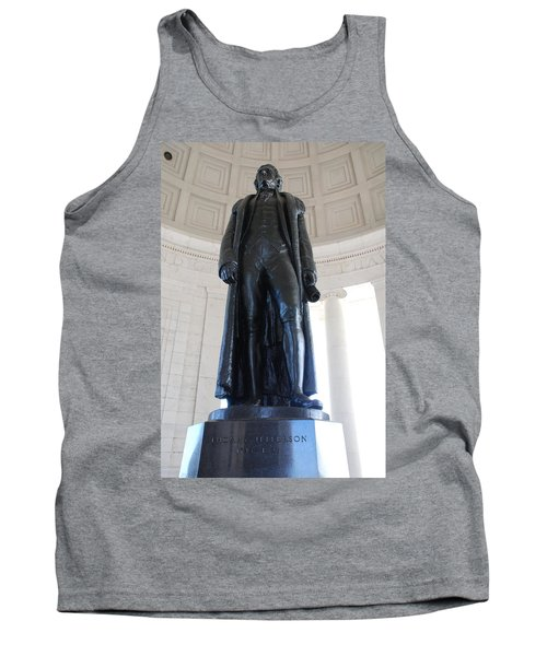 Jefferson Memorial Tank Top