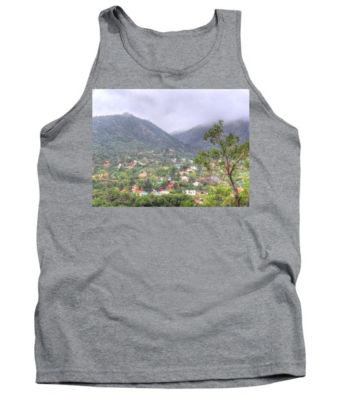 Tank Top featuring the photograph Manitou To The South II by Lanita Williams